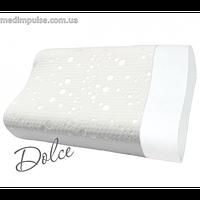 Ортопедическая подушка с эффектом памяти (форма волны) Dolce (арт. P102) 500 x 350 x 108 мм