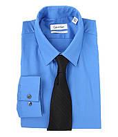 Рубашка Calvin Klein Slim Fit, N17 S32/34, Sapphire, 33K1431437