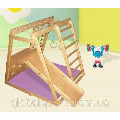 Детский спортивно  игровой комплекс Гномик - GlobalSport в Киеве
