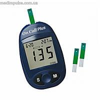 Система контроля уровня глюкзы в крови On-Call Plus (глюкометр Он-Колл Плюс)