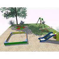 Детская площадка №1