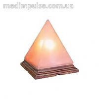 """Соляная лампа """"Пирамида"""" (2-2,3 кг)"""
