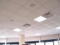 Подвесной потолок Армстронг в сборе