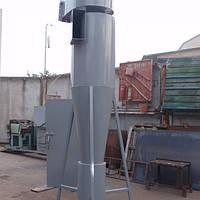 Циклоны НИОГАЗ ЦН-15 D 800 (cистема очистки дымовых газов)