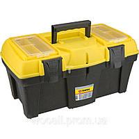 Ящик для инструмента Topex 16 дюймов (пластиковый держатель)