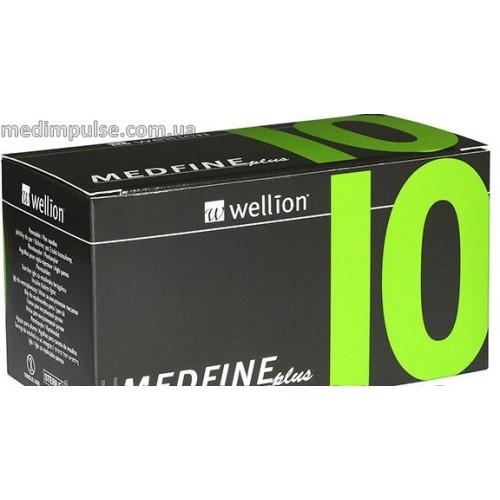 Универсальные иглы Wellion Medfine plus для инсулиновых шприц ...