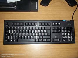 Клавиатура PS/2 - FUJITSU KB400