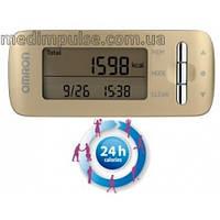 Шагомер Omron CaloriScan 306 Gold с 3D сенсором