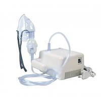 Небулайзер компрессорный Paramed Compact. Ингалятор для лечения кашля и насморка (ОРВИ)