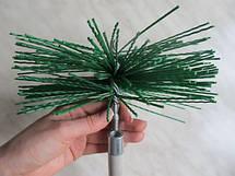 Гибкие ручки для щетки для чистки дымохода Hansa 1 метр , фото 3