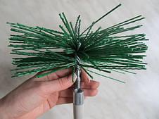 Гибкие ручки для щетки для чистки дымохода Hansa 1 метр (белые), фото 3