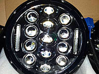 Передняя фара ВАЗ 2101 Светодиодная