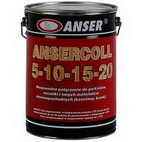 Паркетный клей Ansercoll 5-10-15-20 1,1кг