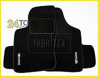 Ворсовые коврики Daewoo Nexia (1995-2007), Полный комплект, (хорошее качество), Део Нексия