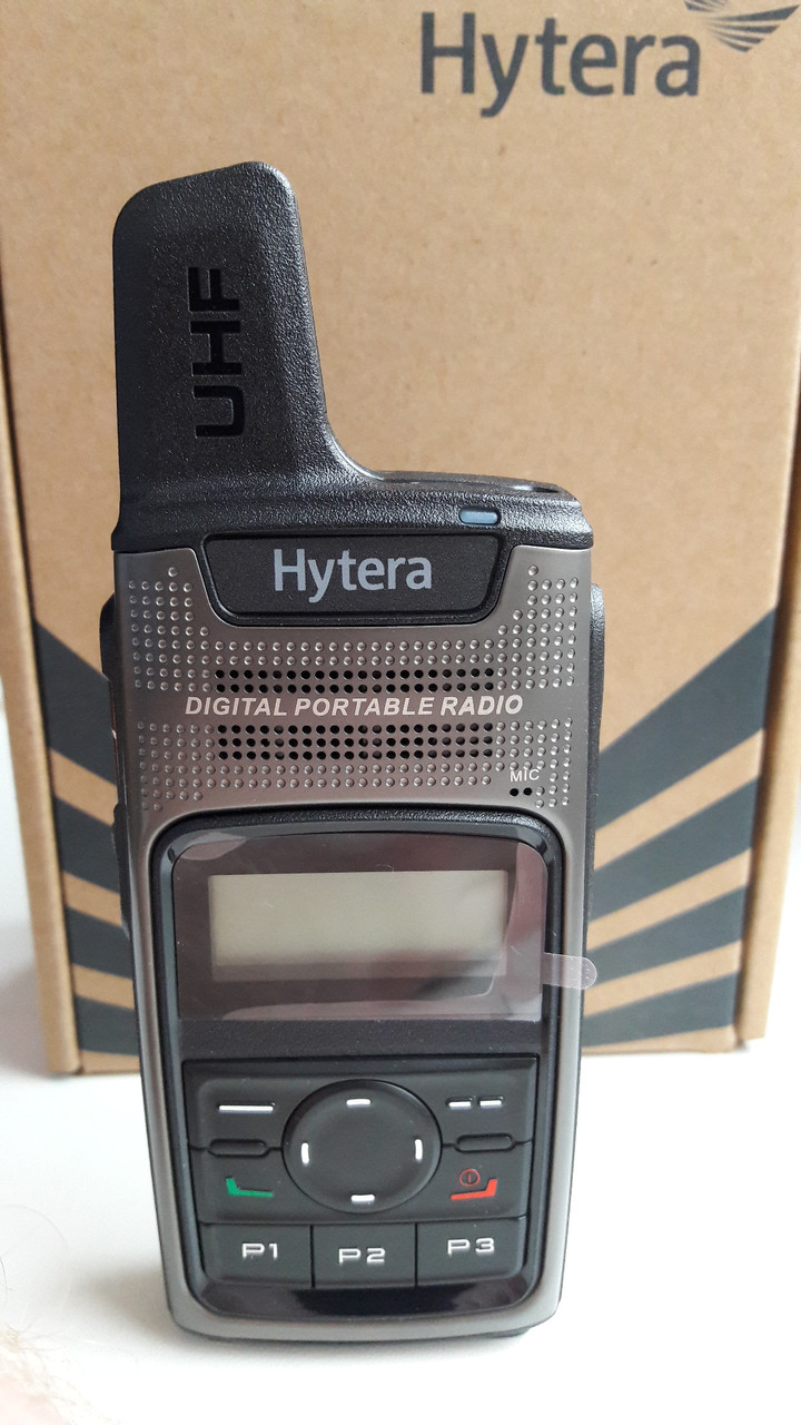 Hytera PD375 UHF радиостанция, аналог + цифра DMR