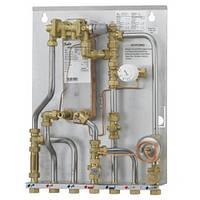 Квартирный тепловой пункт для зависимого отопления и ГВС Danfoss Akva Lux II TDP-F type 1 (XB06H-1-26) 37 - 45