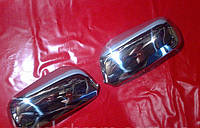 Накладки на зеркала нерж Skoda Octavia Tour