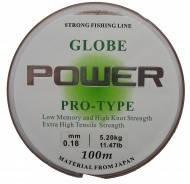 Леска Power Globe 100м 0.25