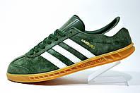 Кроссовки мужские Adidas Hamburg (Green) B24966