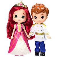 Кукла Земляничка и  Гек Strawberry Shortcake
