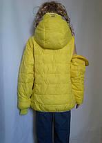 Куртка-жилетка 5-6 лет, фото 2