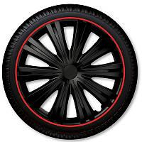 Колпаки R13 GIGA R Black Racing4