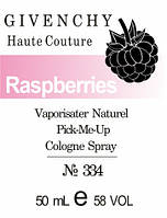 Масляные духи версия аромата Hot Couture Givenchy для женщин 50 мл