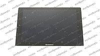 "Тачскрин (сенсорное стекло) + матрица (N101ICE-G61) LENOVO Yoga Tablet 10 B8000 series  10.1"", черный"