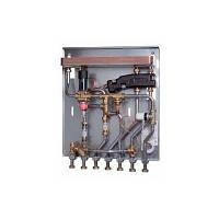 Квартирный тепловой пункт для зависимого отопления и ГВС DanfossTermix VMTD-F-B-4 68-85 кВт