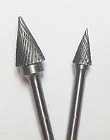 "Борфреза, тип ""М"", Конус, 12х25х6 мм,"