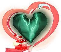 Еней-Плюс Подушка декоративная сердце (0005)