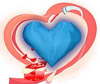 Еней-Плюс Подушка декоративная сердце (0004)