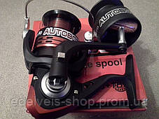 Катушка спиннинговая Bratfishing Autobot 2000 FD 3+1 BB, фото 3