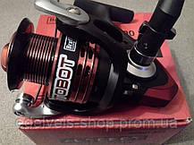 Катушка спиннинговая Bratfishing Autobot 3000 FD 3+1 BB, фото 3