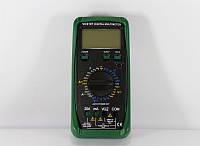 Мультиметр DT 2101, портативный цифровой тестер мультиметр
