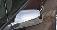 Накладки на зеркала Peugeot 407