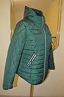 Стильная демисезонная куртка на синтепоне