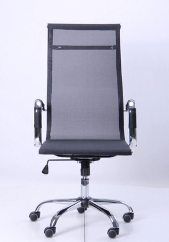 Кресло Slim Net HB (XH-633) черный (фото 2)