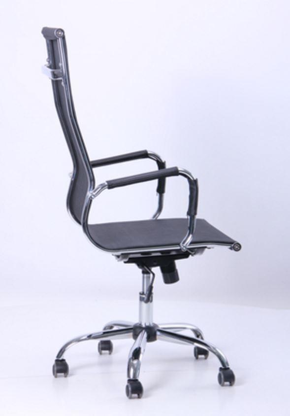 Кресло Slim Net HB (XH-633) черный (фото 3)