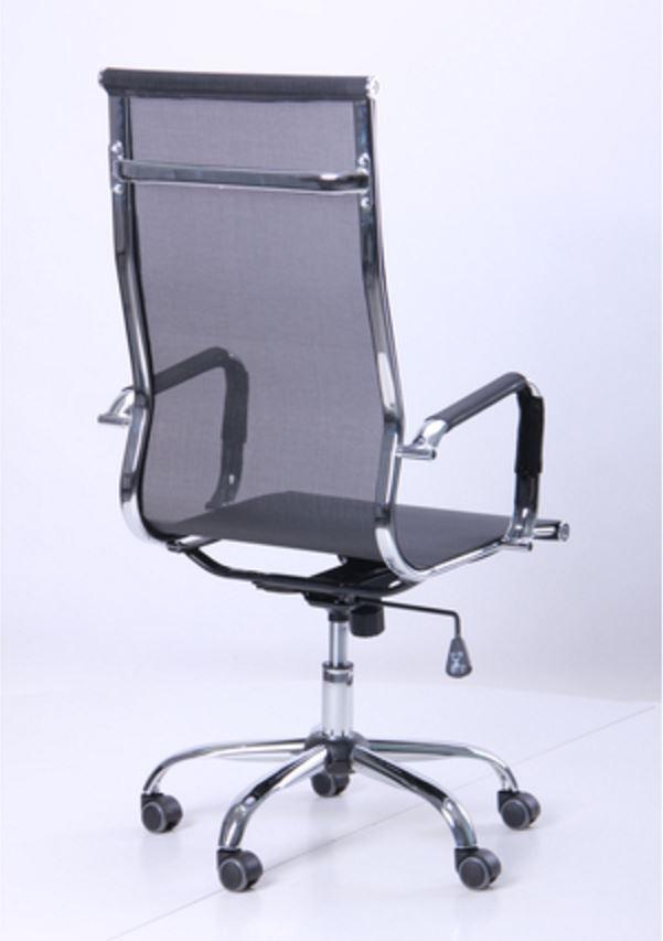 Кресло Slim Net HB (XH-633) черный (фото 4)