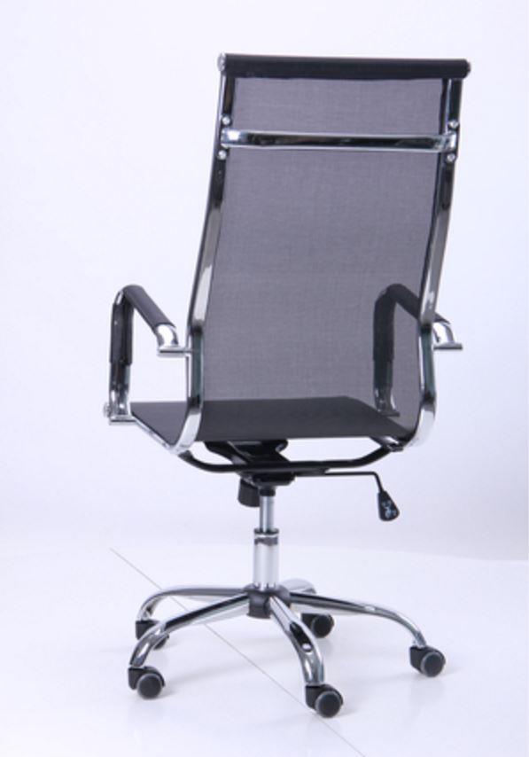 Кресло Slim Net HB (XH-633) черный (фото 5)