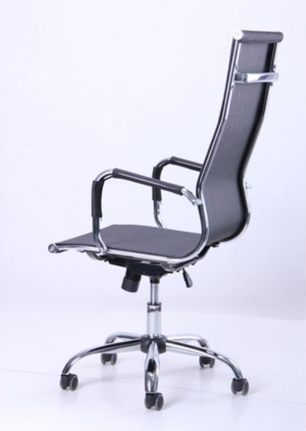 Кресло Slim Net HB (XH-633) черный (фото 6)
