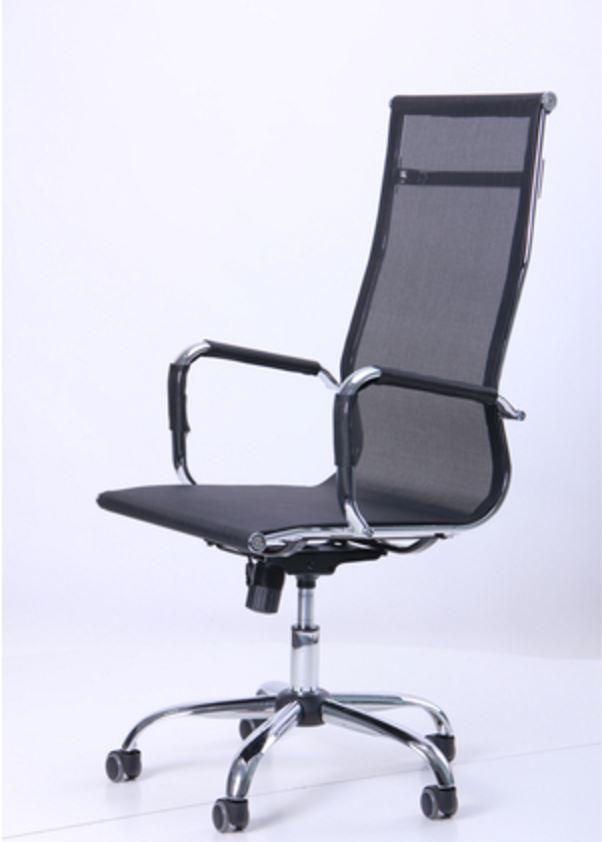 Кресло Slim Net HB (XH-633) черный (фото 7)