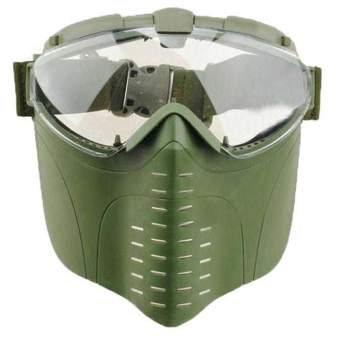 PRO GOGGLE тактическая маска с вентилятором(страйкбол,пейнтбол)