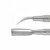 Лопатка маникюрная Сталекс PE-10/3 Expert 10 TYPE 3 (P7-10-03) (Л-03) скругл. пушер+пика, фото 2