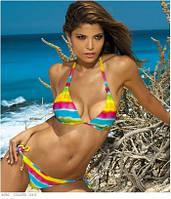 Купальник женский раздельный треугольники с уплотненными чашками Feba Candy 2014