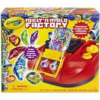 Литейная фабрика набор для творчества Crayola Melt 'N Mold, Крайола