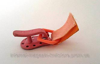 Шубный крючок  Amil розовый