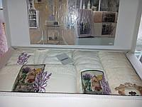 Набор халатов, набор полотенец семейный, подарочный