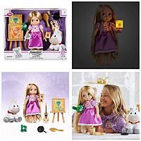 Кукла Рапунцель поющая делюкс Rapunzel Singing Дисней Disney Animators оригинал 40 см